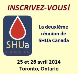 Inscrivez-vous - SHUa