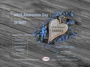 aHUS Awareness Day 2019