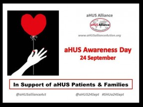 aHUS awareness day